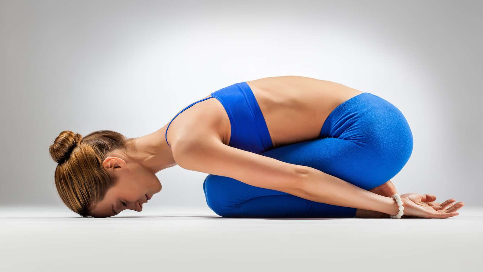 Before Bed Yoga - Balasana