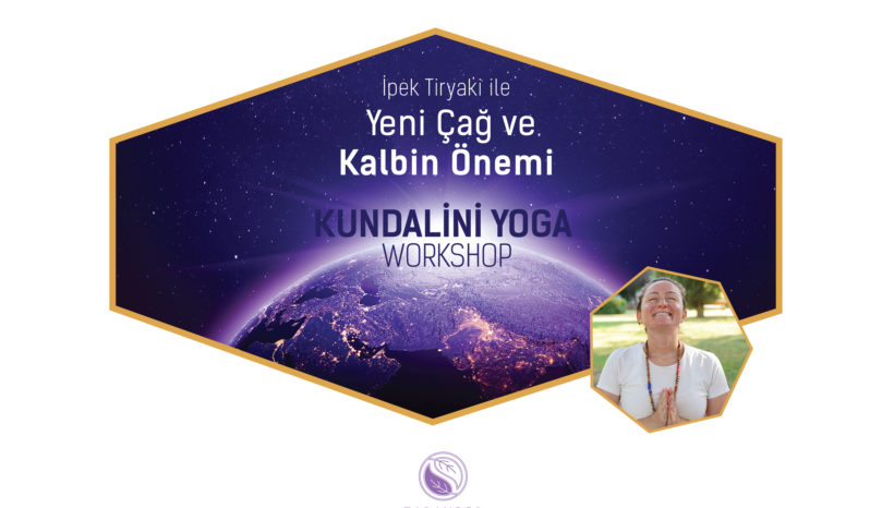 İPEK TİRYAKİ ile KUNDALİNİ WORKSHOP
