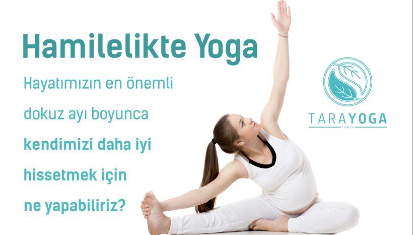 Hamilelikte Yoga