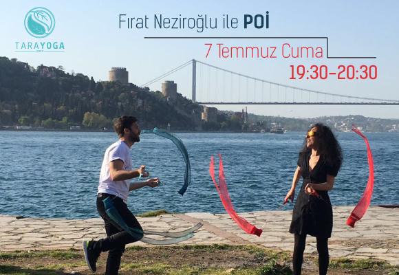 """Fırat Neziroğlu ile """"POİCİ"""" Atölyesi"""
