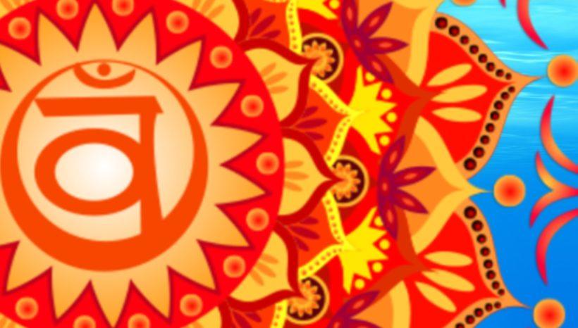 Chakra Serileri II / Sakral Chakra: Yaşamdan Zevk Alma, Yaratıcılık,
